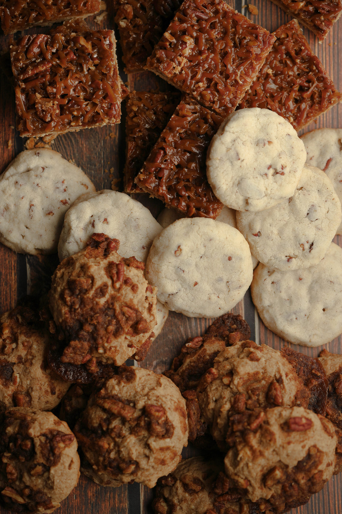 pecan cookie collection