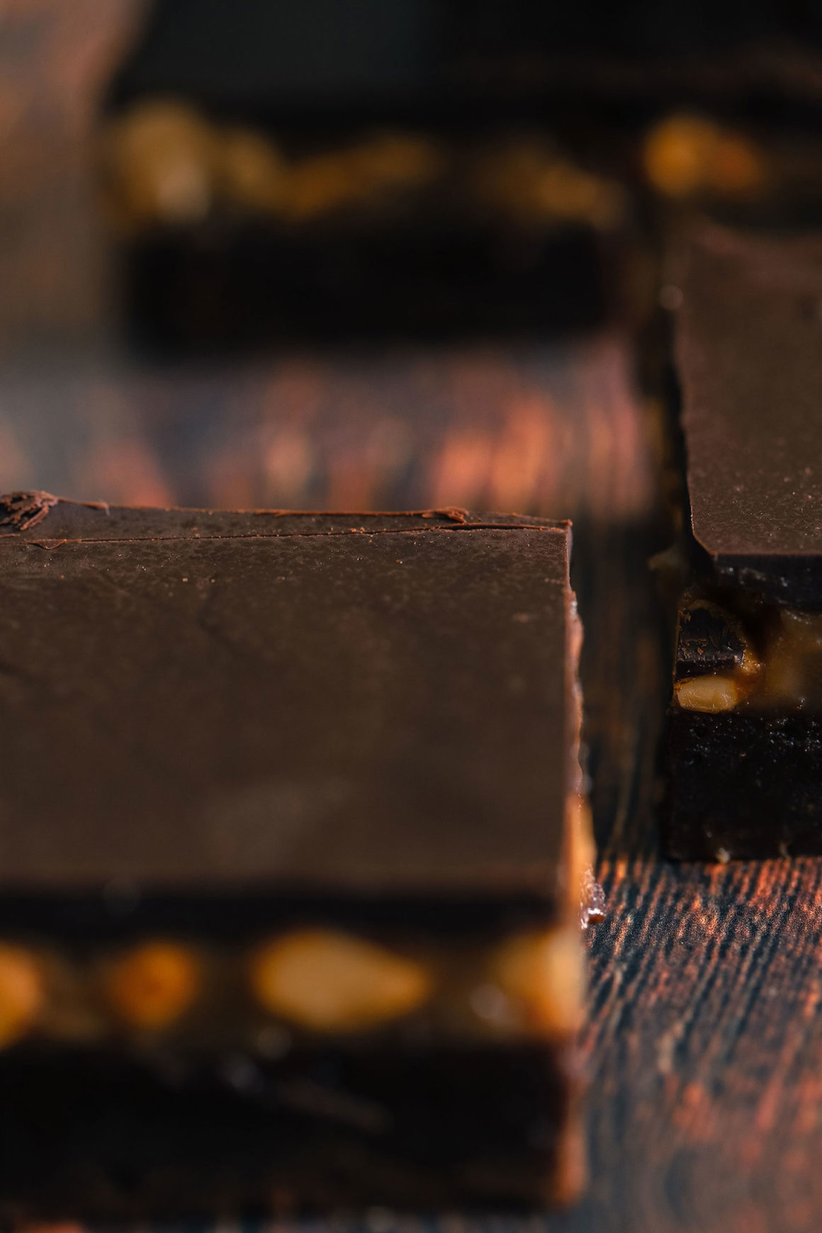 Chocolate Brownie Dessert Bar