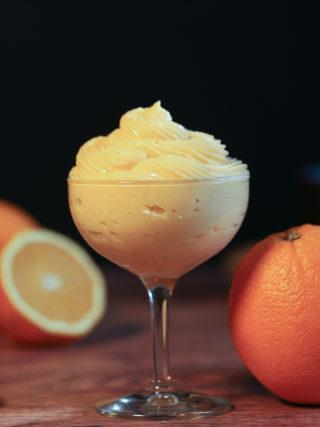 Orange Pastry Cream