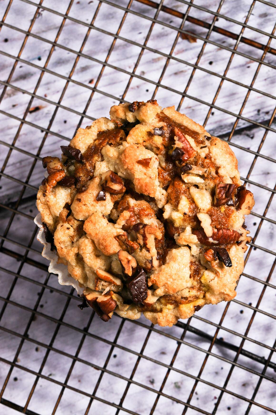 Muffin Closeup