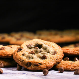 Chewy Chocolate Chip Cookies