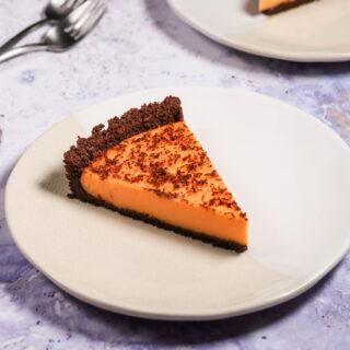 Tangerine Cremieux Tart
