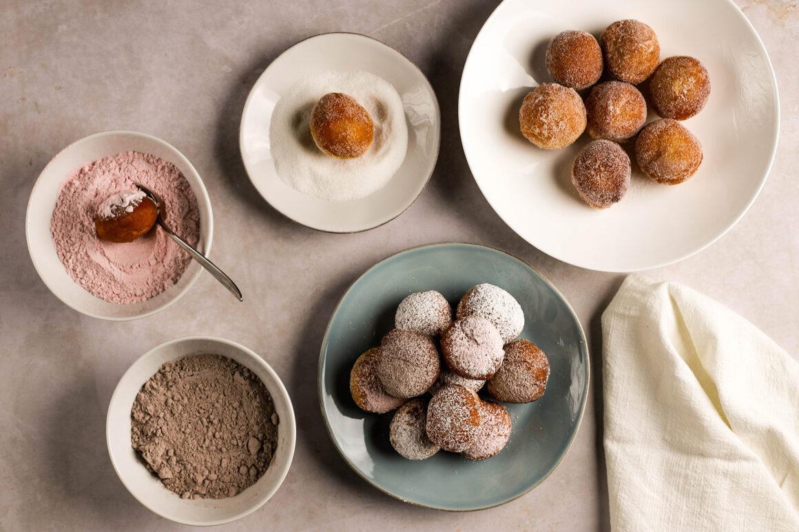 bombolini (italian doughnuts)